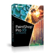 Corel PaintShop Pro X9 Ultimate DE 1U