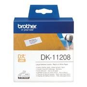 Brother Adress-Etiketten 38x90mm