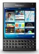 BlackBerry Passport Smartphone schwarz