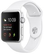 Apple Watch Series 2 Alum. 42 mm silber