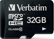 Verbatim 32 GB microSDHC