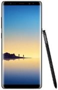 Samsung Galaxy Note8 Duos Midnight Black