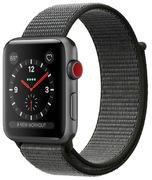 Apple Watch S3 Alu 38 mm Cellular Grau