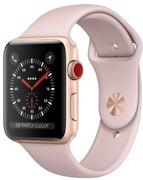 Apple Watch S3 Alu 38 mm Cellular Gold
