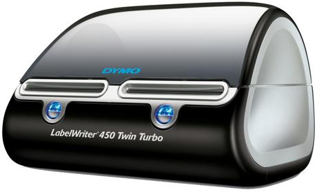 Dymo LabelWriter 450 Twin Turbo Drucker