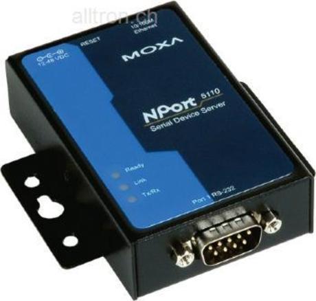 MOXA NPORT 5110 TREIBER WINDOWS 8