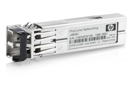 HPE X120 1G SFP LC SX Transceiver (JD118B) at arp.ch