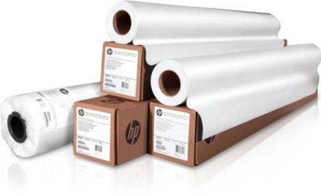 hp bright white inkjet paper Buy hp bright white inkjet paper (24 x 150' roll) features wood fiber base material, basis weight: 90 gsm / 24 lb review hp large format roll paper, printer paper.