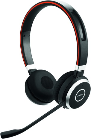 Jabra Evolve 65 MS Headset duo Detailansicht 1