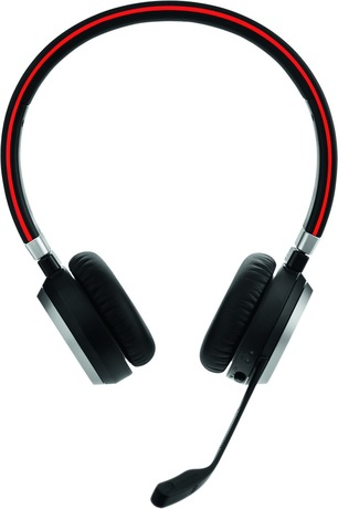 Jabra Evolve 65 MS Headset duo Detailansicht 2