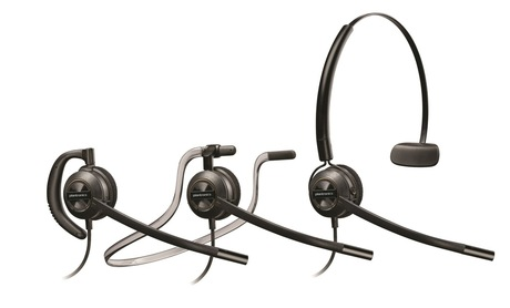 plantronics encorepro hw540 qd headset 88828 02 bei. Black Bedroom Furniture Sets. Home Design Ideas