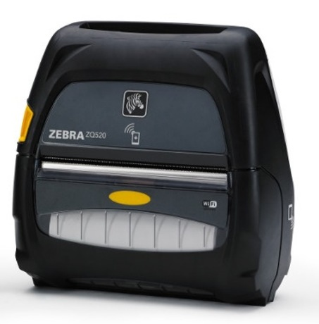 how to connect a zebra printer to the network