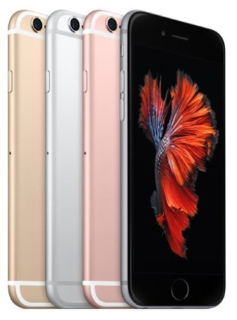 Apple iPhone 6s 128 GB gold
