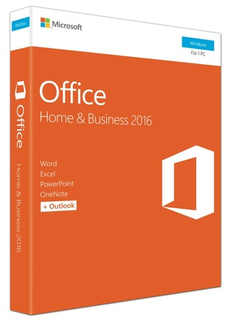 Microsoft Office Home & Business 2016 P2 Detailansicht 0