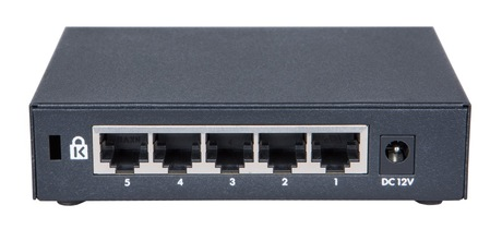 HPE OfficeConnect 1420 5G-Switch Detailansicht 3