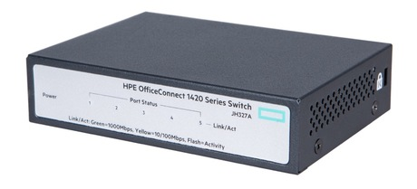 HPE OfficeConnect 1420 5G-Switch Detailansicht 0