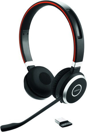 Jabra Evolve 65 MS Headset duo Detailansicht 0