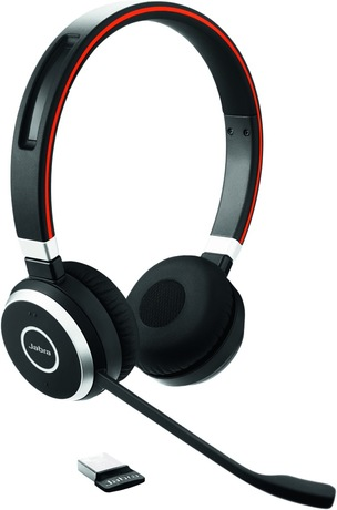 Jabra Evolve 65 MS Headset duo Detailansicht 6