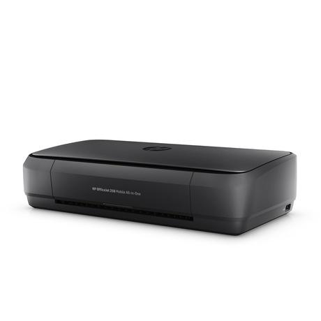 imprimante portable aio hp officejet 250 cz992a bhc. Black Bedroom Furniture Sets. Home Design Ideas
