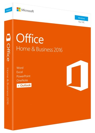 Microsoft Office Home & Business 2016 P2 Detailansicht 3