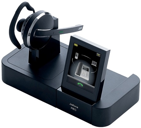 3c9663d1501 Jabra PRO 9470 mono wireless headset | Smartphones & Telephony | ARP.ch