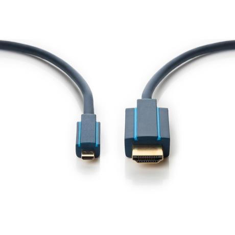 hdmi zu micro hdmi kabel highend 5 m 977846 bei. Black Bedroom Furniture Sets. Home Design Ideas