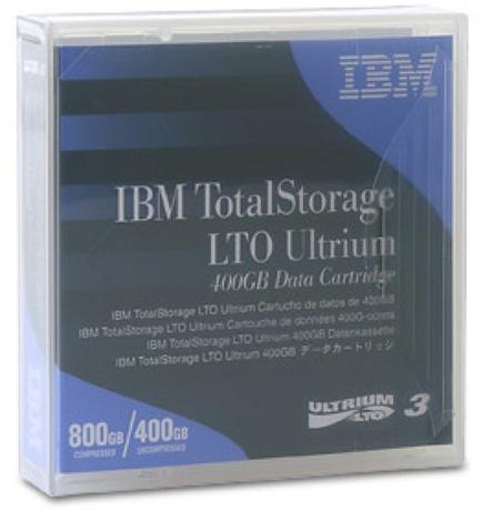 IBM LTO 3 Ultrium Tape
