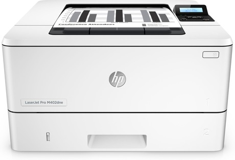 HP LaserJet Pro M402dne Drucker