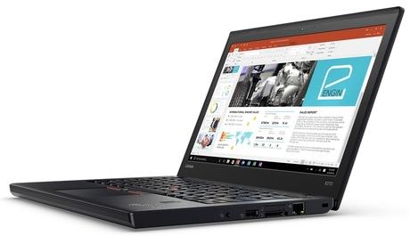 Lenovo ThinkPad X270 20HN-0012 Notebook