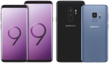 samsung galaxy s9 lilac purple ab telefonie. Black Bedroom Furniture Sets. Home Design Ideas