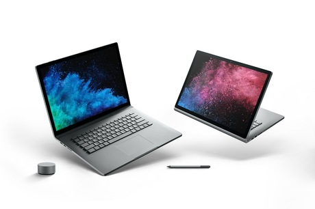 Microsoft 256 GB i7 Surface Book 2