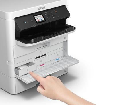 Epson WorkForce Pro WF-C529RDTW Drucker